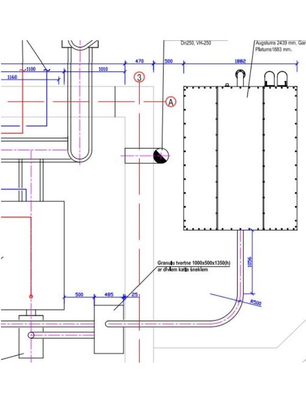 apkures sistēmas shēmas risinājumi